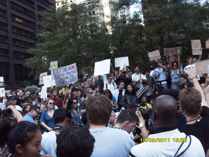 2011 Occupy Wall Street Rally (1)