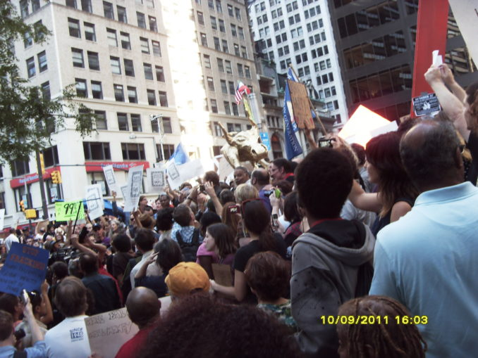 2011 Occupy Wall Street Rally (4)