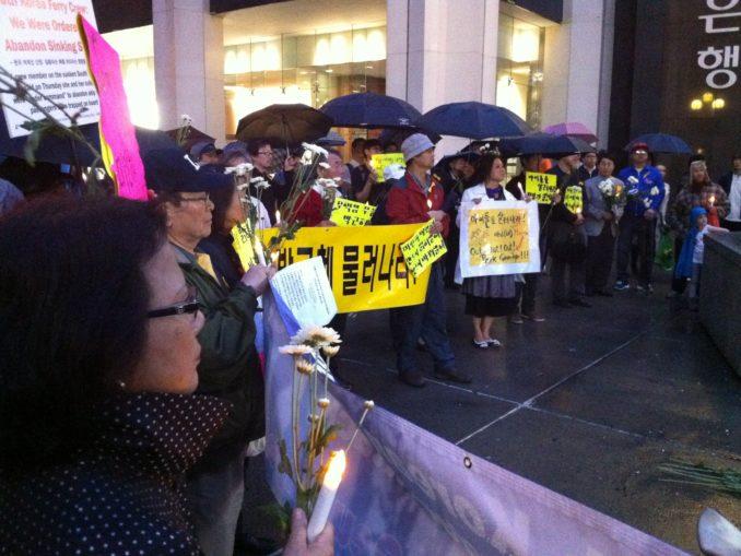 2014 05 16 Sewol Tragedy Rally (5)