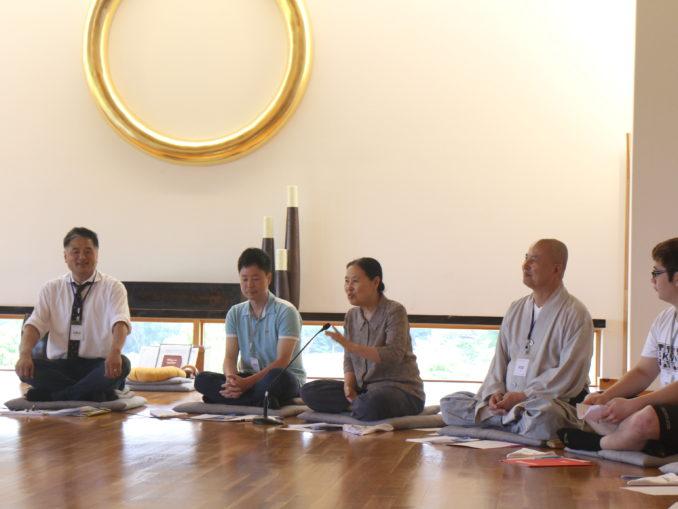 3. 청년연합수련회 첫 날 Orientation (7)
