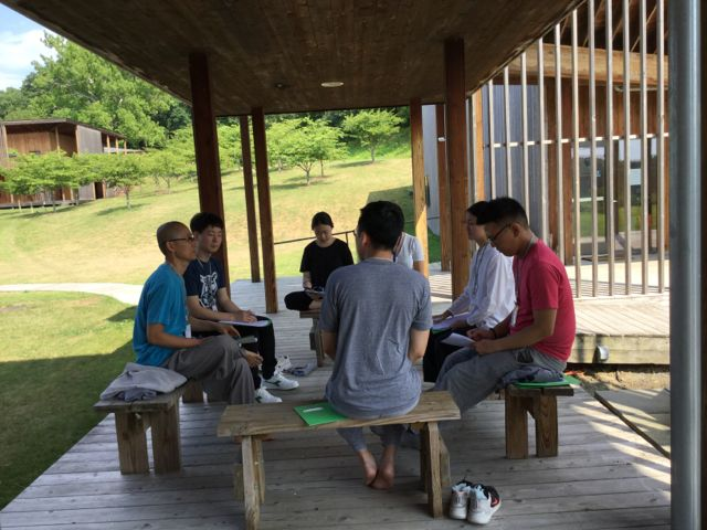 4 - 1 Dharma Logos Talk Group 1 (1) Saturday 27th Afternoon