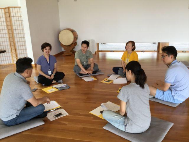 4 – 2 Dharma Logos Talk Group 2 (3)