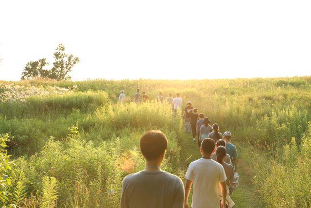 6. Silent Walking Zen (12)