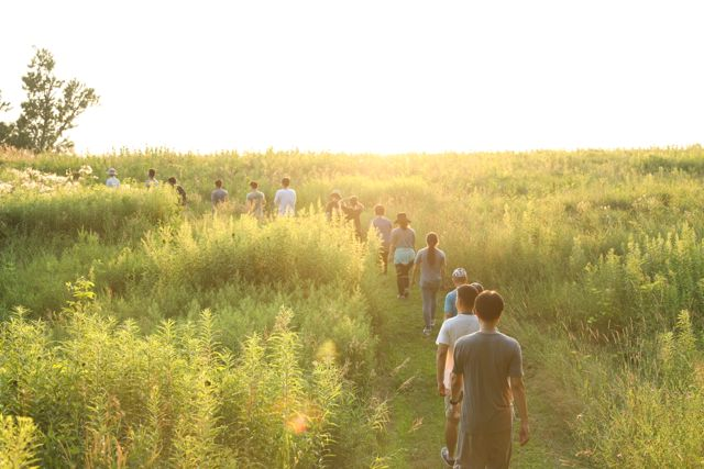 6. Silent Walking Zen (14)